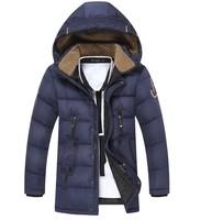 140 -170 cm boys winter jackets 80% white duck down winter jacket kids thickening boys winter coat  casual children clothing