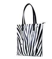 Cat bag black and white stripe fashion 2014 women's handbag shoulder bag handbag