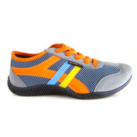 Qingdao double star ultra-light sport shoes spring and summer shoes mesh breathable shoes soft gauze shoes outsole bt688