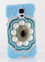 freeshiping/ galaxy  for SAMSUNG   s5 rhinestone phone case i9600 phone case bohemia rhinestone pasted protective case shell