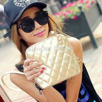 2014 Fashion/Casual  Mini Plaid Shell Bag-Women's Sling Bag/Handbag