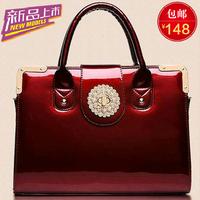 Fashion 2014 women's fashionable casual handbag one shoulder cross-body handbag women's bags bag