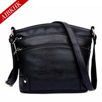 Genuine leather women's handbag fashion mother bag women's bag messenger bag shoulder bag