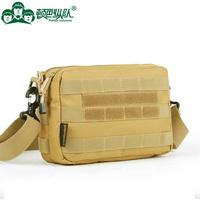 2014 outside sport messenger bag shoulder bag casual travel male