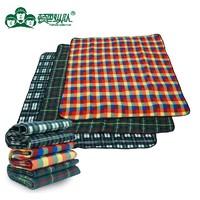 Outdoor ! moisture-proof pad picnic rug yoga mat thickening sleeping pad crawling mat