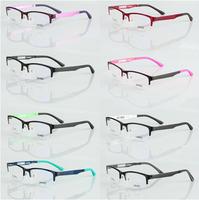 Half rim Men Unisex Oculos de grau New Designer Eyeglasses Frame Ultem frame 10PCS/lot myopia 1336 eyeglasses frame