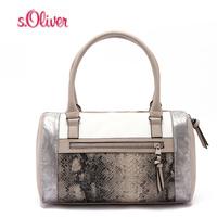 serpentine pattern handbag bag women