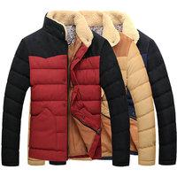 Newest fashion casual slim winter jacket coat for men warm hot men's winter jacket M--3XL