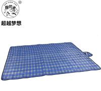 Cool oxford fabric moisture-proof pad outdoor large picnic rug mats folding cushion