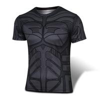 Marvel Comics Super Heroes Batman T Shirt Men Women Clothing Costume Tee Shirt T Batman Cosplay T Shirt