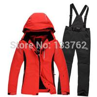 ROSSIGNOL Ski suit set  female set 2014 set single skiing underwear thermal thickening