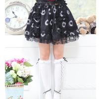 Glp 2014 women's skirt chiffon puff skirt female short skirt bust skirt 61285