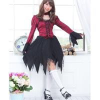 Glp 2014 autumn women's autumn slim waist sweet o-neck long-sleeve dress 81142