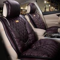 Winter car seat cushion full down thermal plush car seat cushion insufficiencies regal volkswagen lavida free