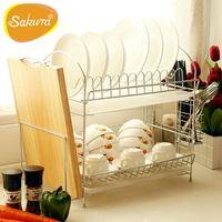 Dish rack drain rack chopsticks holder shelf kitchen drain rack