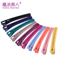 Clip side-knotted clip fitted broken bangs clip adult child hair clips hair accessory rectangle fitted ccbt