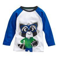 Wholesale boy spring and autumn boy 100% cotton long-sleeve T-shirt basic shirt top 6pcs/Lot Free shipping