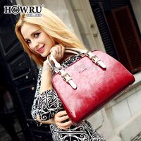 Bags 2014 fashionable casual zipper type one shoulder cross-body handbag women's handbag