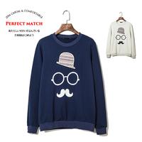 Ga29 autumn and winter lovers male pullover sweatshirt male fashion hat sweatshirt male p55