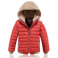 2014 child down coat boy child baby thickening down coat winter coat down baby down winter outwear baby warm jacket
