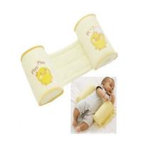Newborn Support Shape Soft Multifunction Pillow Baby Sleep Positioner Head Anti-rollover Safe Anti Roll Pillow