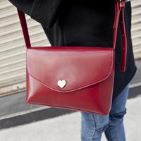 2014 women's fashion vintage messenger bag small bag women's shoulder bag Candy Color free shipping