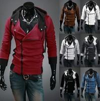 Best selling new fashion spring autumn plus size hoodies sweatshirt for men casual slim men sportswear  M--4XL