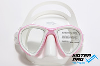Water Pro Liquid Force Mask Scuba Diving Snorkeling