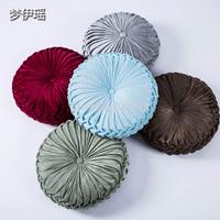 The plum blossom pad fashion Korean office pumpkin mat chair pad cloth art Cushion thickness Free Shipping Great Sale