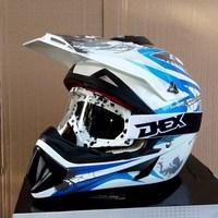 Off-road helmet for gp - 1 off-road helmet goggles motorcycle 1.48kg flowers arrow