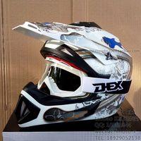 Off-road helmet for gp - 1 off-road helmet goggles motorcycle 1.48kg bones flower
