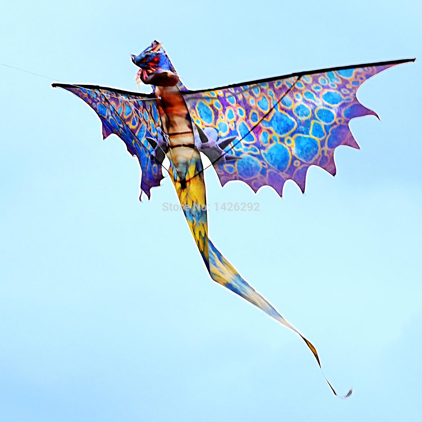 Как сделать воздушного дракона своими руками