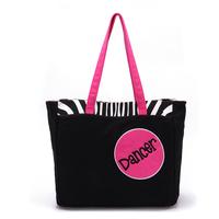 Free shipping  lovely bag All-match brief black canvas bag casual handbag women's shopping bag