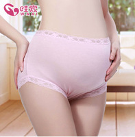 5 Colors/Pack Maternity Underwear Pant for Pregnant Women High Waist Belly Support Pregnancy Cloth Gravida Lingerie 100% cotton
