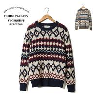 Fashion cotton men's fleece round neck  sweatershirts mens Sweaters