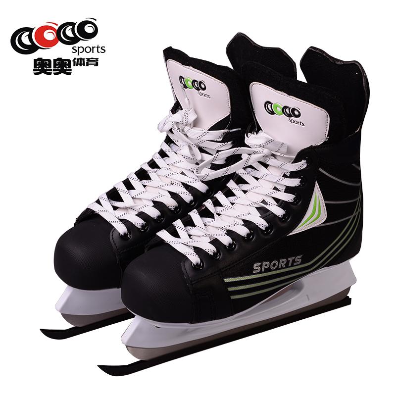 ice skate hockey shoes ice skate shoes ice skating(China (Mainland))