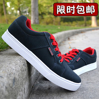 2014 free shipping fashionable sneakers- low tide men's shoes for canvas shoes leisure sneaker