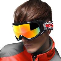 Northwolf skiing mirror hiking ski eyewear goggles double layer antimist spherical windproof