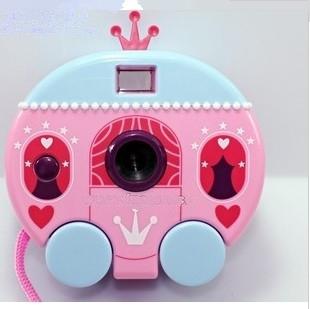Children's Digital Camera Gift toy gift camera cartoon camera child digital camera mini pumpkin head(China (Mainland))