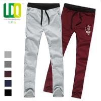 New arrived Promotion  2014  spring autumn Long Men's Casual Sports Pants sweatpants/ loose male trousers M-XXXL