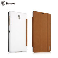 Luxury Business style Ultra thin Protective Standing folio Case for samsung tablet galaxy tab s 8.4