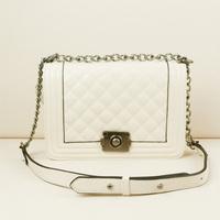 Genuine leather women's handbag little boy le vintage chain bag cowhide messenger bag