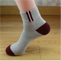 2014 newHOT SALE Cotton classic business brand man socks , sports socks,Basketball socks, men's socks spring