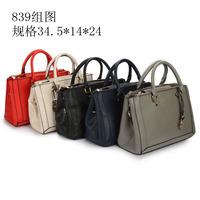 Fashion new arrival fashion women's handbag cross-body handbag 839