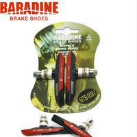 baradine Agriantibiotic taiwan b for ar for adi ne bicycle brake pads mountain bike 959v caliper quality brake pads brake shoes