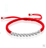 S925 pure silver baby jewelry baby bracelet accessories birthday gift