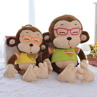 50cm Monkey Plush New Toy Infant Baby Children Kid's Animal Plush Soft Toys