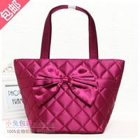 Rabbit bag bodan big bow women's portable women's handbag small bag mother's bags