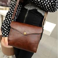 2014  women's vintage handbag trend one shoulder cross-body bag small autumn and winter mini women's messenger bags l1374