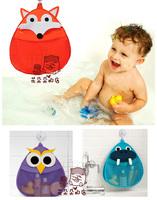 New Bath Toy Storage Net Bag Bathroom Tidy Organizer Baby Kids Shower Accessories Free Shipping